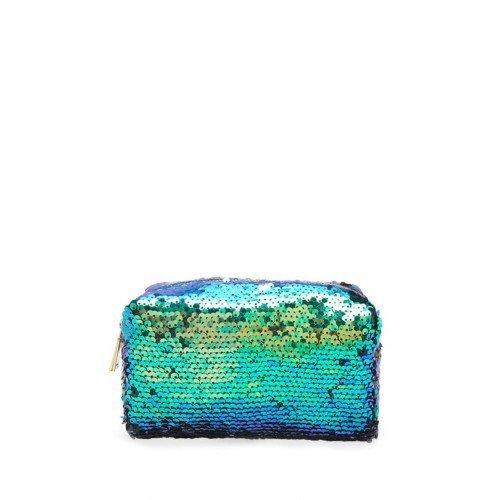 Косметичка Forever21 Iridescent Makeup Bag