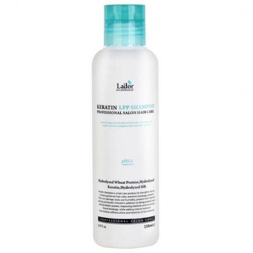 Безсульфатний шампунь з кератином La'dor Keratin LPP Shampoo