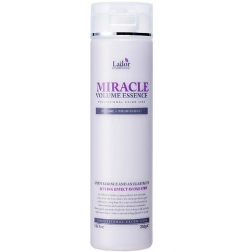 Увлажняющая эссенция для фиксации и объема волос La'dor Miracle Volume Essence