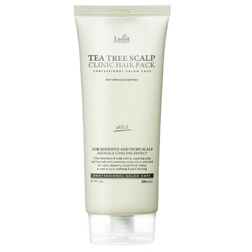 Маска для волос La'dor Tea Tree Scalp Clinic Hair Pack