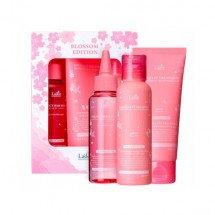 Подарочный набор восстанавливающих средств для волос La'dor Blossom Edition
