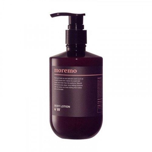 Ухаживающий лосьон для тела с натуральными маслами Moremo Body Lotion W