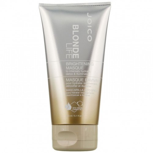 Маска для сохранения яркости блонда Joico Blonde Life Brightening Mask