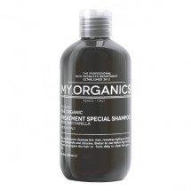Шампунь глубокого очищения с маслами розы и ванили My.Organics Treatment Special Shampoo Rose and Vanilla
