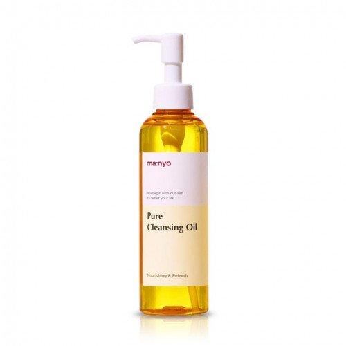 Гидрофильное масло Manyo Factory Pure Cleansing Oil
