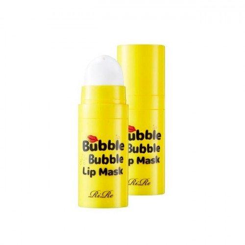 Кислородная очищающая маска для губ Rire Bubble Bubble Lip Mask