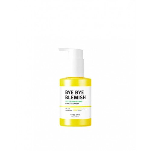 Кислородная маска-пенка Some By Mi Bye Bye Blemish Vita Tox Brightening Bubble Cleanser