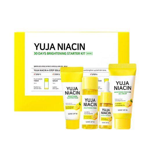 Осветляющий набор для лица Some By Mi Yuja Niacin 30 Days Brightening Starter Kit