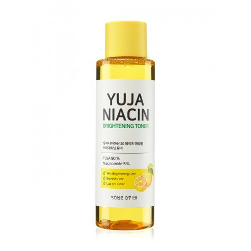 Осветляющий тонер Some By Mi Yuja Niacin 30 Days Miracle Brightening Toner