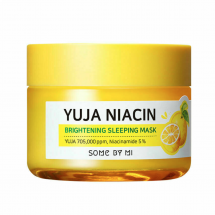 Нічна маска Some By Mi Yuja Niacin 30 Days Miracle Brightening Sleeping Mask