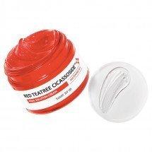 Успокаивающий крем для лица с красным чайным деревом Some By Mi Red Teatree Cicassoside Final Solution Cream