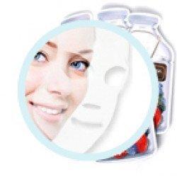Тканевые маски для Лица